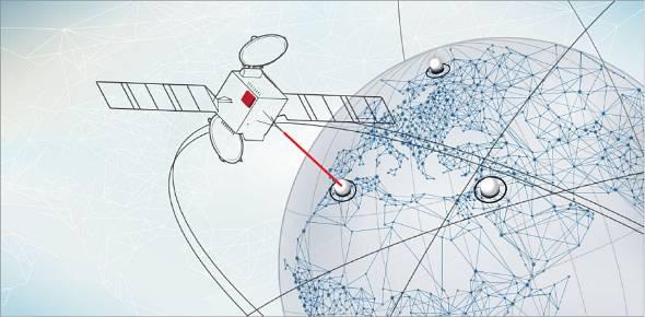 米BridgeSatに投資。低軌道に中継衛星群を打ち上げることも計画(出典:BridgeSat)