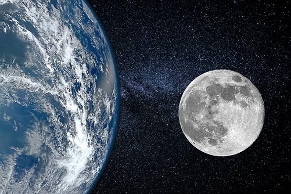 民間人が月に旅行する日も近い!?(写真提供:ゲッティイメージズ)