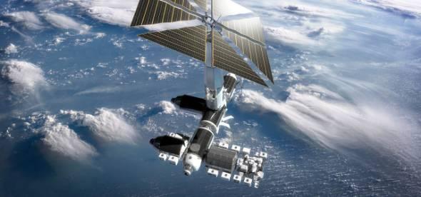 ISSへの滞在プランを発表したAxiom Space(出典:Axiom Space)