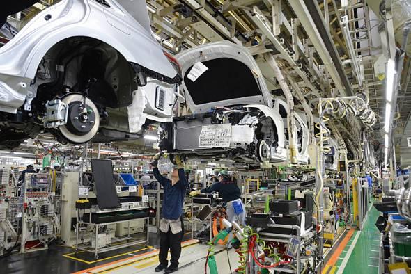 自動車メーカーは多くのサプライヤーで支えられている。サプライヤーなくしてメーカーは成り立たない