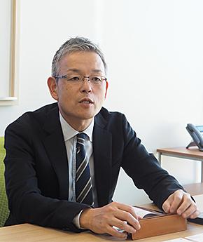 富士通 第一マネージドインフラサービス事業本部 エンドユーザーソリューションの吉田尚弘事業部長