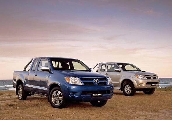 IMV構想でグローバルカーとして再出発したモデル。国内販売が行われていなかったため馴染みは薄いだろう