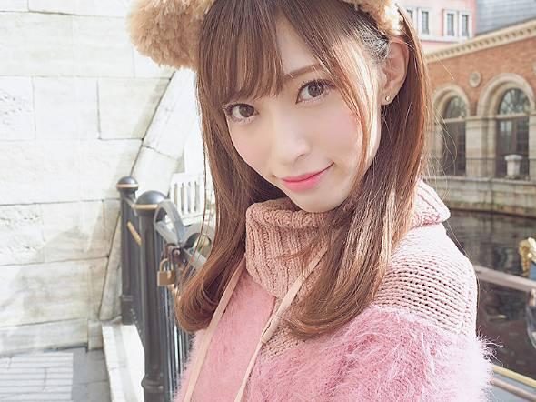 NGT48の山口真帆さん(公式Twitterより)