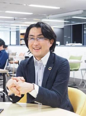 オカムラ フューチャーワークスタイル戦略部/WORK MILL エバンジェリストの遅野井宏さん