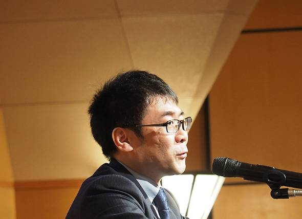 DELTAの岡田友輔代表