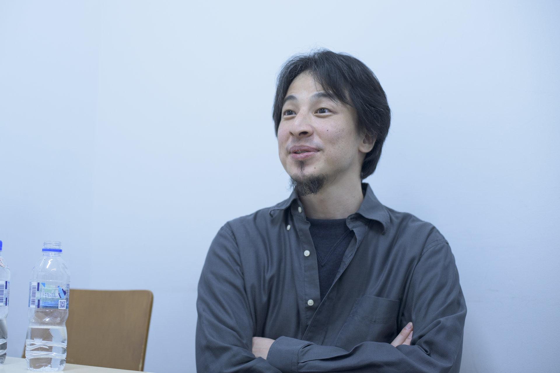 """ひろゆき流""""オワコン日本""""の幸福論―― 他人とズレていたほうが幸せに ..."""