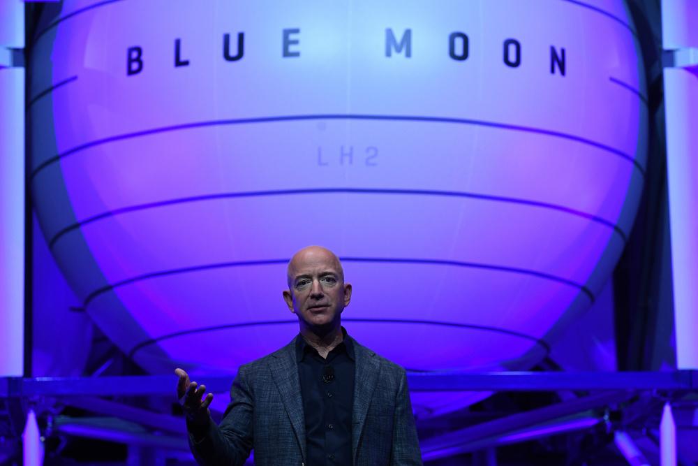 """まるで""""ガンダム""""の世界 Amazon創業者ジェフ・ベゾスが抱く「宇宙文明 ..."""
