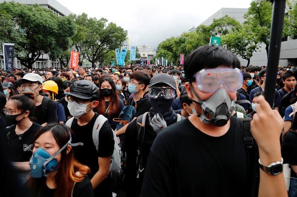 """アクセスしたら乗っ取られる? 香港デモ""""妨害""""の中国サイバー攻撃 ..."""