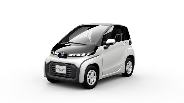 「超小型ev」でevビジネスを変えるトヨタの奇策 1 5 Itmedia ビジネスオンライン