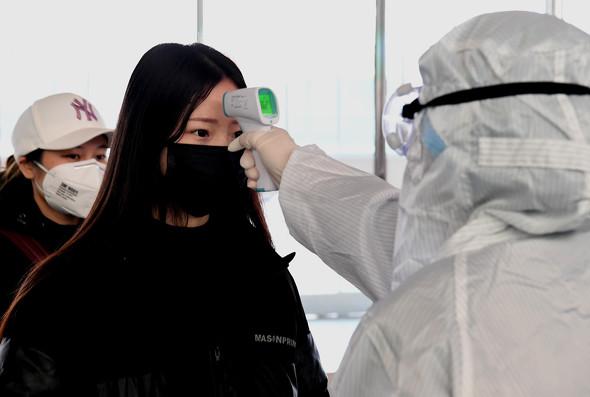 中国 マスク 不足