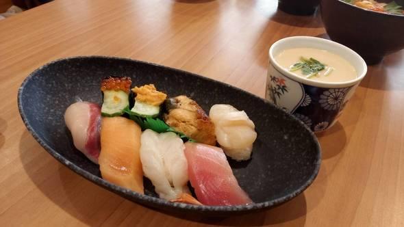 寿司 ランチ くら