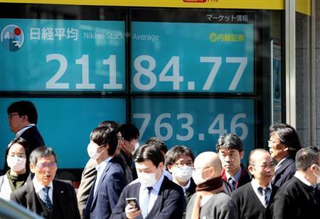 スタグフ レーション 株価