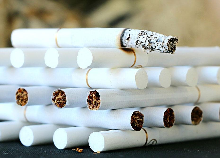 生産 コロナ 中止 タバコ