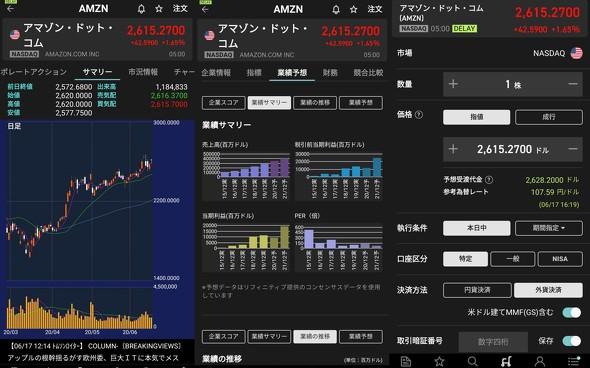株 米国 楽天 証券