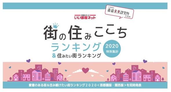 ランキング 住 みたい 2021 街