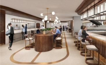 九段南一丁目プロジェクト食堂イメージ