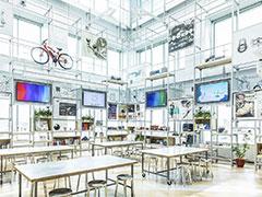 """オフィスに「居ながら改装」で業務への影響を最小化 """"創造性を生む場""""をどう作ったのか"""
