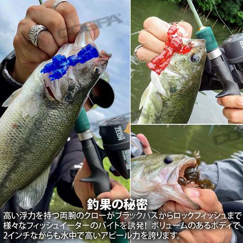 釣果の秘密
