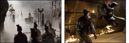 (左)ハムナプトラ3 呪われた皇帝の秘宝 01 (右)ハムナプトラ3 呪われた皇帝の秘宝 02