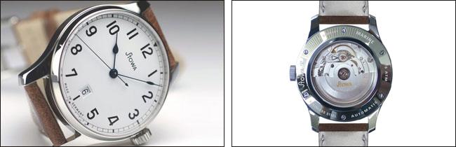 (左)MARINE AUTOMATIC_01 (中)MARINE AUTOMATIC_02 (右)MARINE AUTOMATIC_03