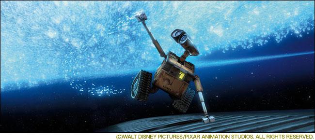 「WALL・E/ウォーリー」01