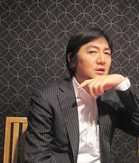 小島商店 副社長 小島康成さん