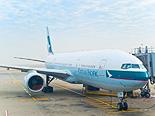 香港をホームグランドとするキャセイパシフィック航空