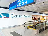 空港でのひとときを有意義に過ごせるラウンジの評価が高いのもキャセイの特徴