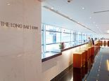 ザ・ウイング/ザ・ピア/ザ・アライバルという特徴的な3つのラウンジを設置