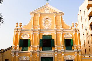 バロック様式の聖ドミニコ教会
