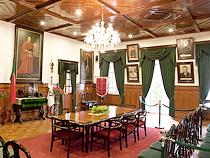仁慈堂の2階にある博物館