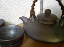 薩摩黒素焼きの『黒千代香』