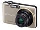カシオ、カードボディに裏面照射CMOSの高速連写デジカメ「EX-FC150」