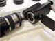 ソニー、「Eマウント」のクリエイティブ指向ビデオカメラを秋発売