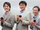 永山昌克インタビュー連載:小型軽量と一眼クオリティを両立できた秘密——ソニー「NEX」開発者に聞く(前編)