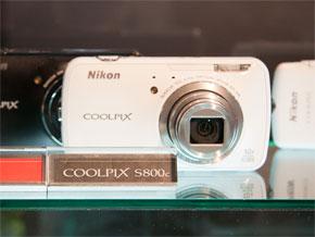デジカメプラス 週間トップ10:どこまでCOOLPIX、どこまでAndroid 注目の「COOLPIX S800c」