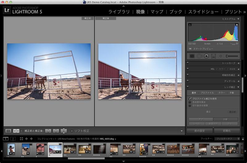 Adobe Photoshop Lightroom 5」...