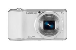 Samsung電子、光学21倍ズームカメラやNFC搭載の「Galaxy Camera 2」を発表