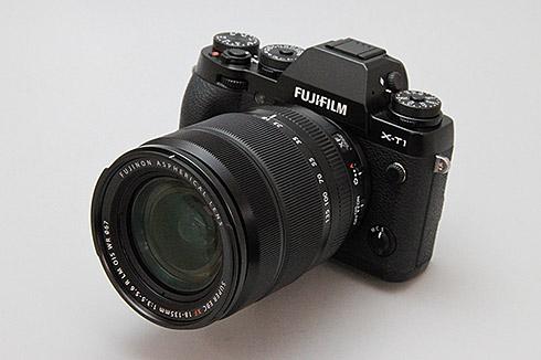 FUJINON XF18-135mmF3.5-5.6 R LM OIS WR