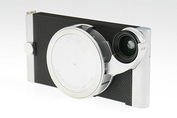 ZIP-5S CASE+RV-2 LENS COMBO for iPhone5s/5