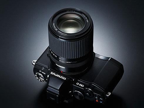 タムロンの「14-150mm F/3.5-5.8 Di III(Model C001)」