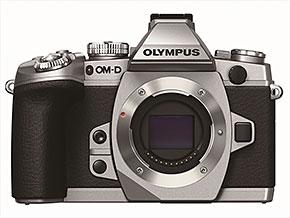 OM-D E-M1 Silver