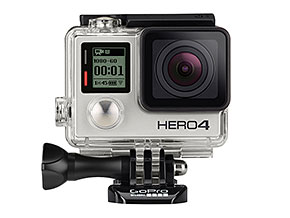 GoPro HERO4 SILVER