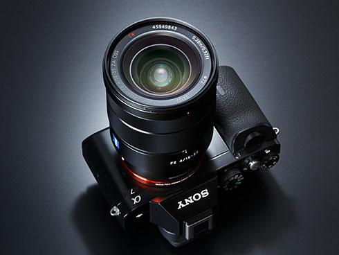 Vario-Tessar T* FE 16-35mm F4 ZA OSS