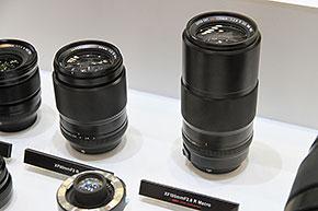 XF90mmF2 RとXF120mmF2.8 R Macro