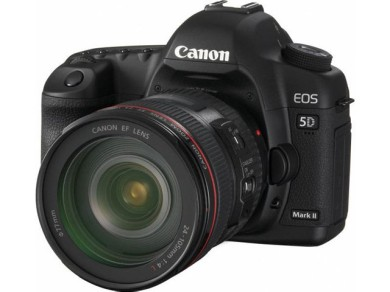 キヤノン「EOS 5D Mark II」