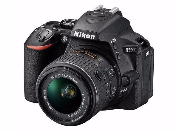 ニコン「D5500」