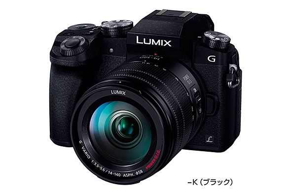 LUMIX DMC-G7