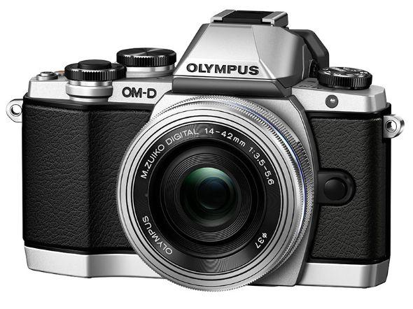 オリンパス「OM-D E-M10」