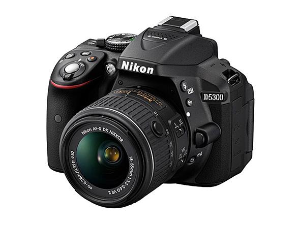 ニコン「D5300」